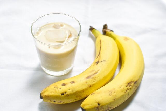 バナナとミルク