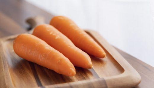 カロチン(カロテン)が豊富な野菜はどれ?【カロテン不足の時に食べたい野菜・料理】