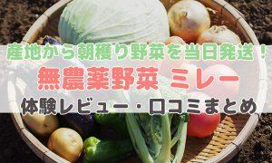 野菜宅配ミレー