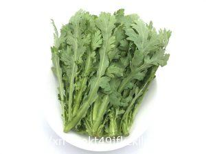 ビオマルシェの野菜お試しセット 春菊