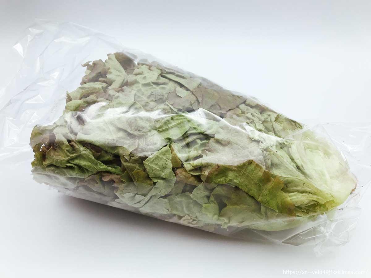 ビオマルシェの野菜お試しセット サニーレタス